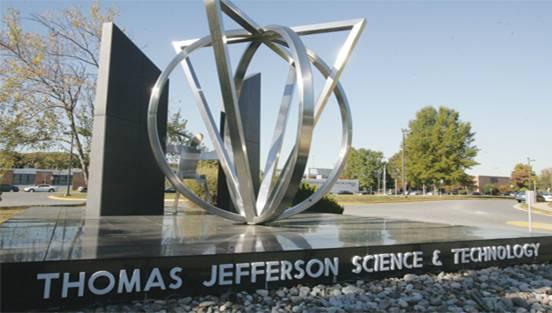 TJHS Entrance